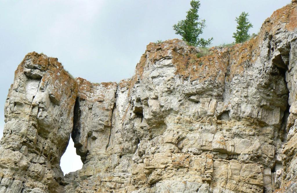 Жёлтые скалы, медный рудник, м. озеро 13.06.08 153