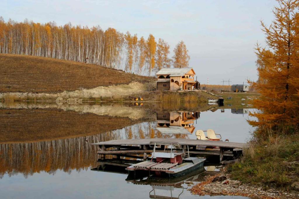 озеро Водопьяниха